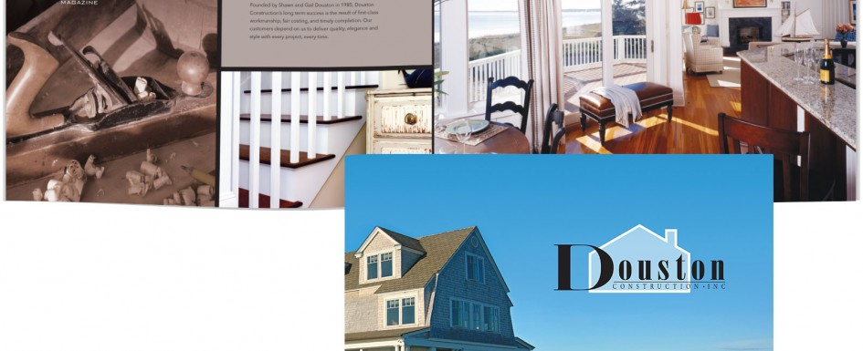 Douston Construction Brochure