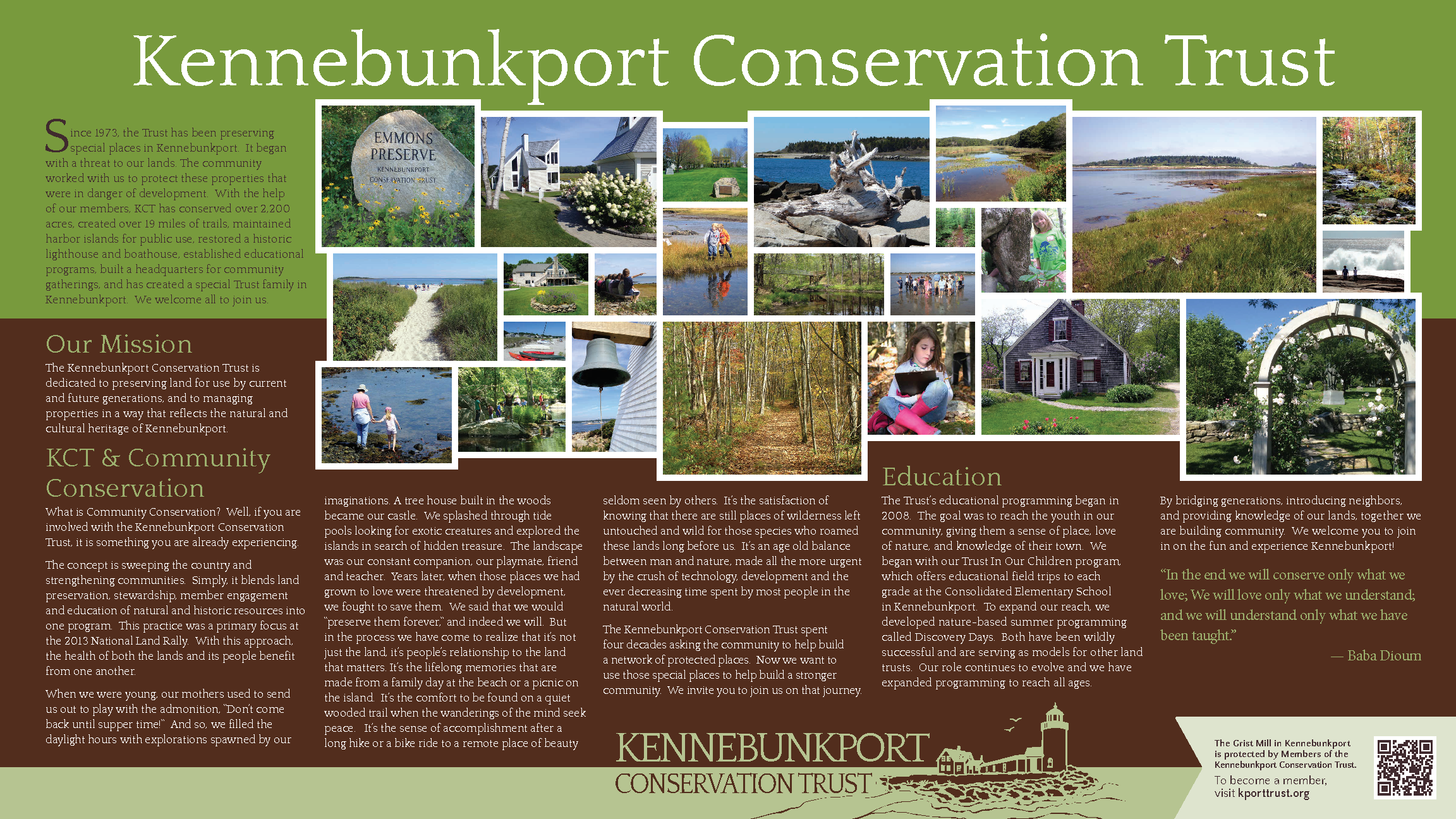 Kennebunkport Conservation Trust